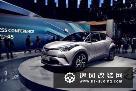 将于2020年正式量产 丰田Tj Cruiser概念车曝光